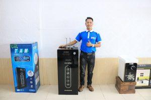 Giới thiệu máy lọc nước Ion kiềm TAM08
