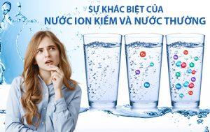 Cách nhận biết nước Ion kiềm chính xác nhất